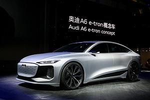奥迪A6 e-tron概念车:形象再重塑,电动引未来