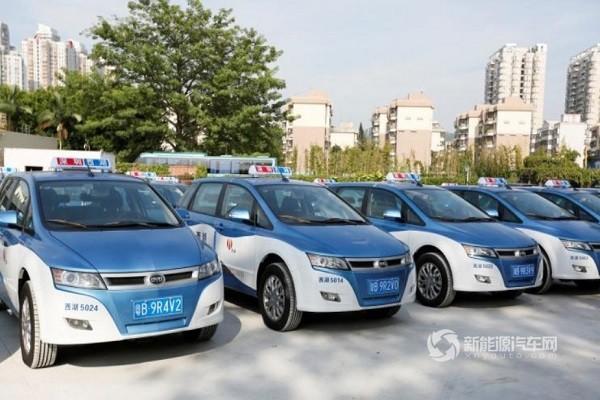 深圳规划十四五绿色交通 聚焦新能源