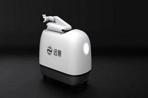 可为电动汽车充电/将于6月量产 远景发布充电机器人摩奇