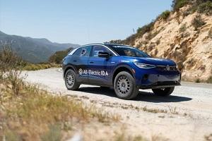 大众ID.4赛车使用原厂动力 将参加墨西哥1000英里拉力赛