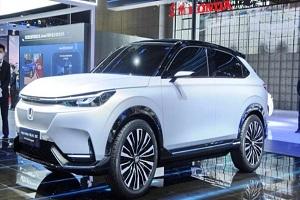 基于通用Ultium平台打造 本田/讴歌确认推出全新纯电SUV