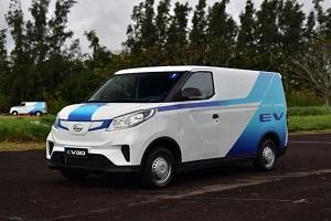 2021年4月27日上市 城配专用 上汽大通EV30