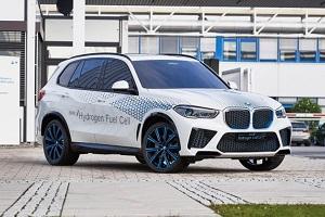 将于2022年推出 宝马X5氢燃料电池版 i Hydrogen NEXT