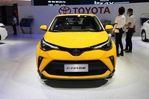 配2.0L混动系统 广汽丰田C-HR双擎将于5月底上市