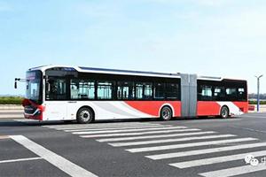 """100台公交大单!中通客车助力巴基斯坦卡拉奇""""绿色进阶"""""""