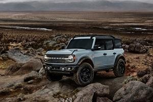 对手锁定Jeep牧马人纯电版 福特Bronco或推出纯电车型