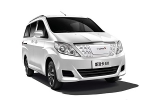 售价区间10.99-12.99万元 2022款野马斯派卡EV正式上市
