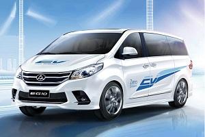 售29.93万元起 新款上汽大通MAXUS EG10