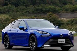 计划到2030年 丰田旗下的电动化车型全球销量提高到800万辆