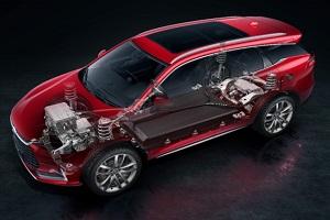 定位介于宋PLUS EV和唐EV之间 比亚迪全新纯电SUV消息