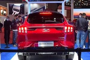 采用长安平台+比亚迪电池 福特将国产全新纯电动车