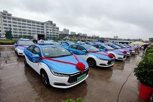 采用动态管理 对新能源出租车充电示范站