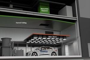 马勒的新实验室将专注纯电动与氢能源 主要用于开发