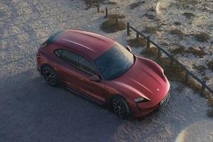 推出的可能性极高 疑似保时捷Taycan GTS/Sport Turismo GTS曝光