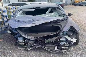 为理赔,被逼无奈!温州特斯拉Model 3连环撞车事故车主回应