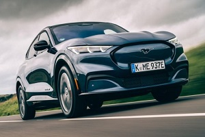 制造皮卡、SUV和轿车 福特2025年推出两个全新纯电平台