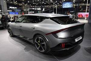 新车限量销售1500台 起亚EV6 First Edition将于2022年交付