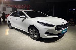 补贴后售价17.68-18.68万 起亚K3 EV新增车型上市