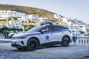 交付首批纯电动车辆 大众希腊Astypalea交通示范岛项目