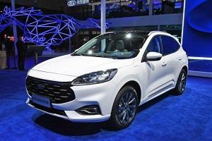 搭载1.5T发动机+电动机 长安福特锐际PHEV将于重庆车展上市