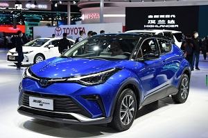 新款丰田奕泽IZOA将于2021年6月6日上市 增混动版本