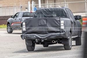 确认将推纯电动车型 全新福特Ranger皮卡最新消息
