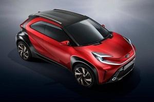 预计2022年上市 丰田Aygo X概念车在捷克量产