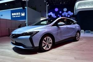 别克微蓝6新增车型上市 售19.53万元