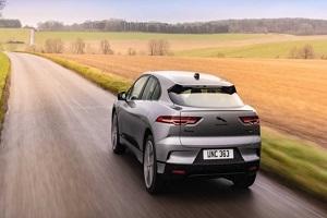 2022款捷豹I-PACE官图发布 将提供8年/100000英里的电池保修