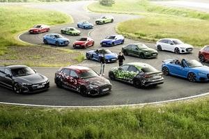 2024年时50%车型为电气化产品 奥迪运动部门最新规划