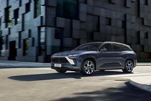 蔚来ES8获得欧盟整车型式认证 可在欧盟境内上牌注册