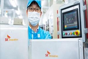 韩国SK Innovation在匈牙利建新电池工厂 贷5亿美元