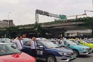 加速推广新能源等 上海出租车推出多项改革措施
