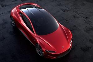 提升电动机扭矩及转速 特斯拉Roadster性能有望升级