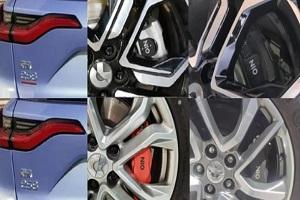 将增加多种刹车卡钳颜色 蔚来ES6/EC6/ES8最新消息