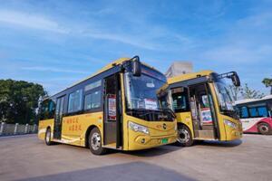 """微宏新型钛酸锂电池 助力湖州城际城乡公交""""日超长里程运营"""
