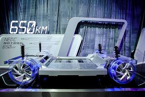 广汽埃安与华为首个联合开发车型AH8项目正式启动