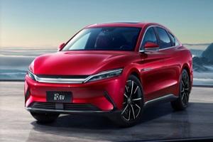 汉旗舰轿车累计销量超9万辆 比亚迪纯电动车全面换装刀片电池