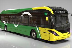 """首次中标""""翡翠之国""""纯电动巴士订单,比亚迪驶入爱尔兰市场"""