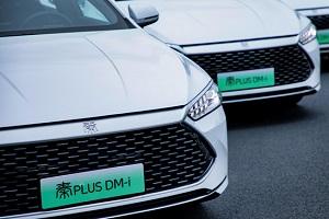 比亚迪6月新能源乘用车销量位列榜首 成就它的并非纯电动产品