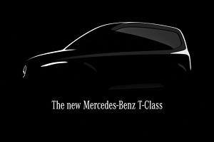 同时推出纯电动版车型 新一代奔驰Citan将发布