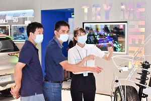 广汽埃安全球首家品牌直营体验中心开业,引领营销新生态变革