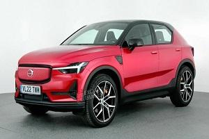 定位低于XC40 沃尔沃全新纯电SUV有望国产