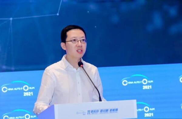 重庆长安陈卓:把握新赛道,加速中国品牌新征程