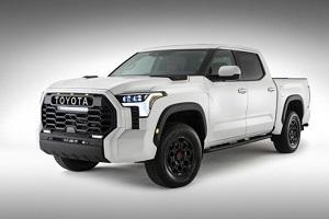 提供油电混合动力总成以及纯电车型 新一代丰田坦途更多信息
