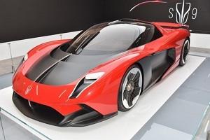 最高时速可达超过400km/h 红旗S9将亮相米兰设计周