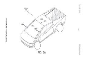 特斯拉Cybertruck申请新专利 配折纸式挡风玻璃