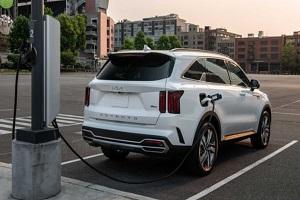 纯电动行驶里程为51.5公里 2022款起亚索兰托PHEV发布