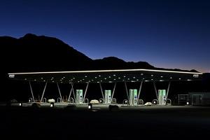 美国充电供应商Electrify America在美地国家公园建设快速充电站