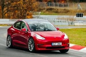 创造新能源车新记录 特斯拉Model 3全球销量已超100万